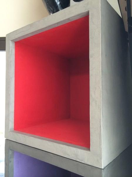 cubes multifonctions en b ton cir table beton par stuc co. Black Bedroom Furniture Sets. Home Design Ideas