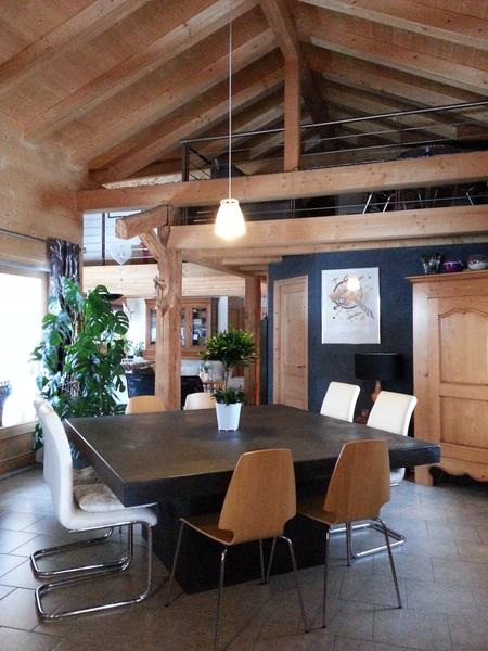 Table Beton Par Stuc Co Tables A Diner B Ton Cire